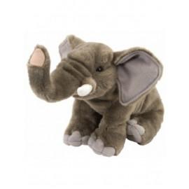 Peluche elefante africano 30 cm. Wild Repubblic animali savana * 10581