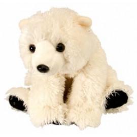 Peluche orso polare 25 cm. Wild Repubblic animali selvatici * 10582