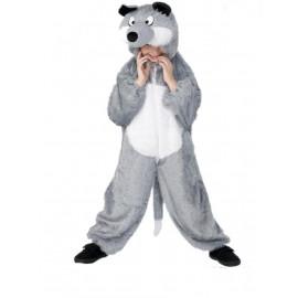 Costume Carnevale Bimbo Lupo wolf party animal smiffys *17549