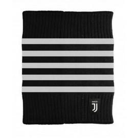Scaldacollo  a Righe Juve In Pile Abbigliamento Adulto Juventus JJ PS 17739