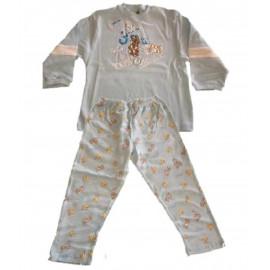 Pigiama bimbo cotone interlock Baby Looney Tunes *13851