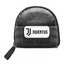 Juventus JJ Portamonete In Pelle Accessori Tifosi Juve PS 11266 Pelusciamo Store Marchirolo