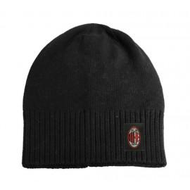 Cappello Cuffia Adulto Caldo Cotone Ac Milan PS 10313