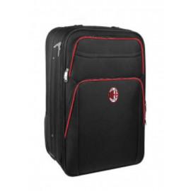 Trolley Cabina AC Milan Calcio Semirigido PS 02752 Prodotto Ufficiale