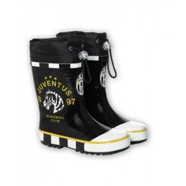 Stivali in gomma antiacqua Juventus stivaletti tifosi Juventini *24759