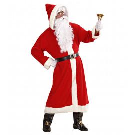 Abito Babbo Natale Lusso Retro' Vestito Natalizio Santa Claus PS 07842 Pelusciamo Store Marchirolo