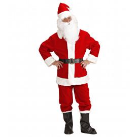 Costume Natalizio Vestito Da Babbo Natale Professionale PS 01380 Pelusciamo Store Marchirolo