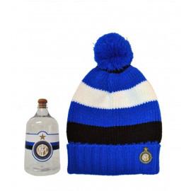 Abbigliamento Inter Cappello Rasta Ponpon Fc Internazionale PS 18532