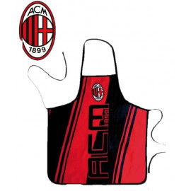 Grembiule Cucina Fun ufficiale ACM Milan calcio *19304 Pelusciamo Store