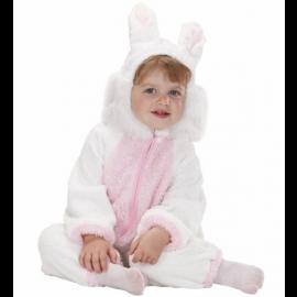 Costume Carnevale Bimbo coniglietto travestimento bimbi coniglio *20012 pelusciamo store