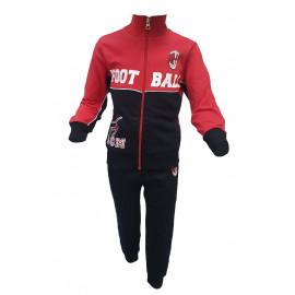 Tuta Bimbo Milan Calcio Abbigliamento AC Milan PS 27889