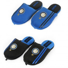 Pantofole Inter , Ciabatte Bambino Fc Internazionale PS 25974 Pelusciamo Store Marchirolo