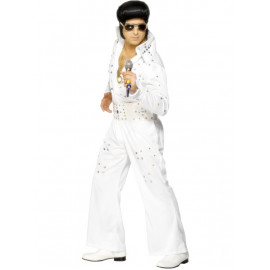 Costume Carnevale Elvis Presley  travestimento costumi