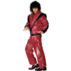 Costume Carnevale uomo Michael Jackson Thriller - Triller *08463