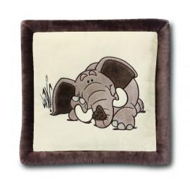 Peluches Nici cuscino Elefante Carlotta 40x40 cm