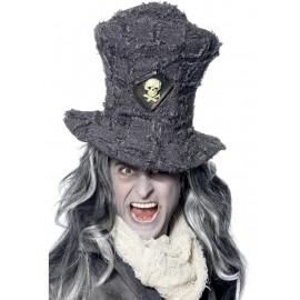 Cappello Halloween Lavorato Con Teschio