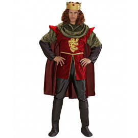 Costume Carnevale Uomo Travestimento Cavaliere Reale PS 11679 Pelusciamo Store Marchirolo