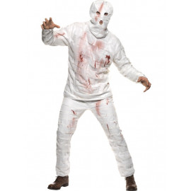 Costume Halloween Carnevale Adulto Mummia Egiziana horror smiffys