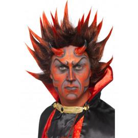 Accessori costume carnevale Parrucca Halloween Diavolo smiffys *11910 pelusciamo.com