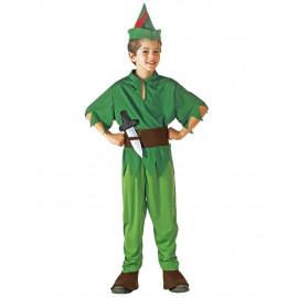 Costume Carnevale Bambino Peter Pan PS 26385 Pelusciamo Store Marchirolo