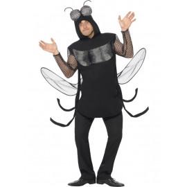 Costume Halloween Adulto Mosca -  costume carnevale animale
