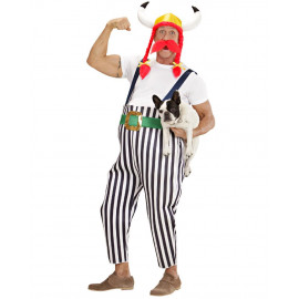 Costume Carnevale Uomo Vichingo Gallico PS 26299 Pelusciamo Store Marchirolo