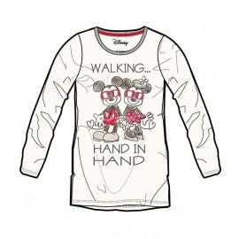 T-Shirt Disney donna Mickey Walking