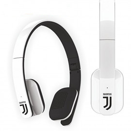Cuffie Juventus JJ bluetooth senza filo con microfono e tasto funzione PS 05806