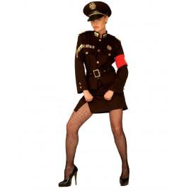 Costume Carnevale Donna Militare Marlene PS 26288 Pelusciamo Store Marchirolo