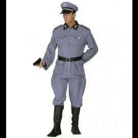 Costume Carnevale uomo soldato tedesco travestimento guerra mondiale *19895 pelusciamo store