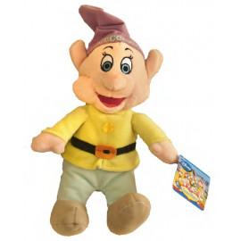 Peluche Disney serie sette nani Cucciolo Dopey 25 cm. *04828