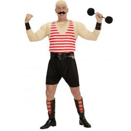 Costume Carnevale Uomo Forzuto Travestimento PS 26403 pelusciamo store Marchirolo