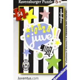 Mini Puzzle Ravesburger Forza Juve Juventus 54 pz. 04387