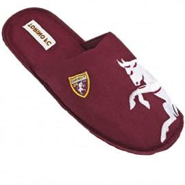 Pantofole Uomo Torino Ciabatte Ufficiali FC Tifosi Granata PS 24735 Pelusciamo Store Marchirolo
