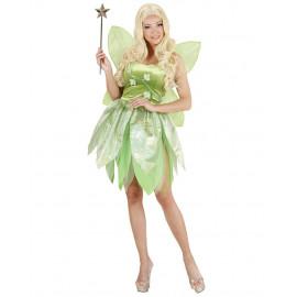 Costume di carnevale Donna Fata, Fatina dei Boschi, Fairy | Pelusciamo store Marchirolo