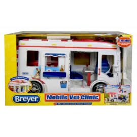 Breyer Horses clinica mobile veterinaria Trasporto Cavalli 2612 *01243 pelusciamo store