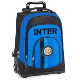 Trolley Zaino Scuola FC Internazionale Calcio PS 09559 Scuola Tifosi Interisti pelusciamo store