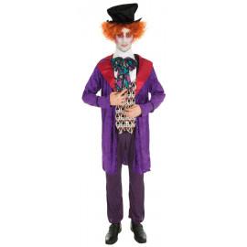 Costume Carnevale Cappellaio Matto PS 26061 Travestimento Adulti Pelusciamo Store Marchirolo
