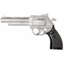 Accessorio Costume Carnevale Cowboy Gangster Pistola Revolver PS 19696