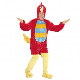 Costume Carnevale Travestimento Uccello In Caldo Peluche PS 26091 Pelusciamo Store Marchirolo