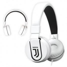 Cuffie Juventus JJ Stereo Con Microfono PS 07913 Prodotto Ufficiale pelusciamo store Marchirolo