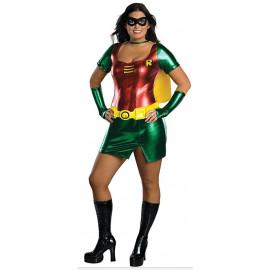 Costume Carnevale Donna Sexy Robin Rubie's PS 10716 Pelusciamo Store Marchirolo