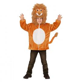 Costume Carnevale Bimbo Felpa Leone In Peluche PS 26094 Pelusciamo Store Marchirolo