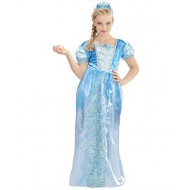 Costume Carnevale Bambina Principessa delle Nevi PS 26377 Pelusciamo Store Marchirolo