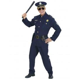 Costume Carnevale Uomo Poliziotto PS 26272 Pelusciamo Store Marchirolo