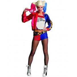 Costume Carnevale Donna Harley Quinn Suicide Squad PS 26034 Pelusciamo Store Marchirolo