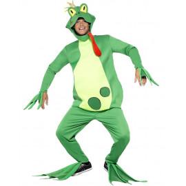 Costume Carnevale Ranocchio Travestimento Unisex PS 25899 Pelusciamo Store Marchirolo