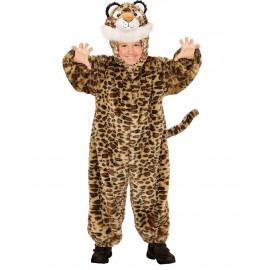Costume Carnevale Bimbo Leopardo In Caldo Peluche PS 26104 Pelusciamo Store Marchirolo
