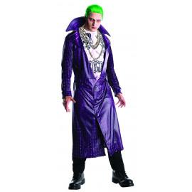 Costume Carnevale Adulto Joker Suicide Squad Deluxe  PS 26032 Pelusciamo Store Marchirolo