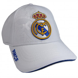 Cappello Baseball Real Madrid RMCF Cappellino Calcio PS 04880 Pelusciamo Store Marchirolo